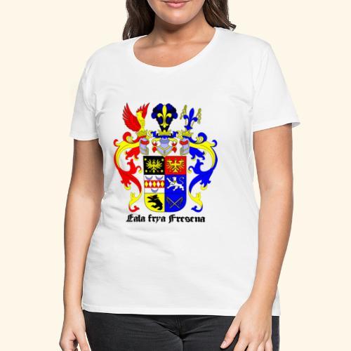 Frauen O$$I Shirt - Frauen Premium T-Shirt