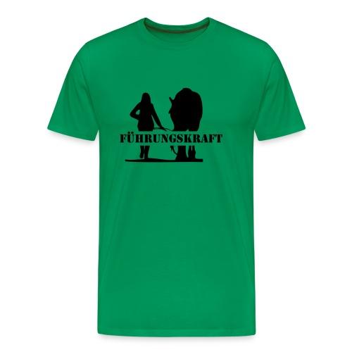 Führungskraft - Männer Premium T-Shirt