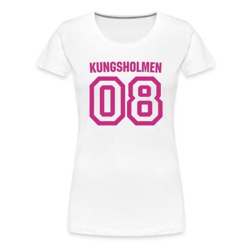 Kungsholmen 08 Tee - Premium-T-shirt dam
