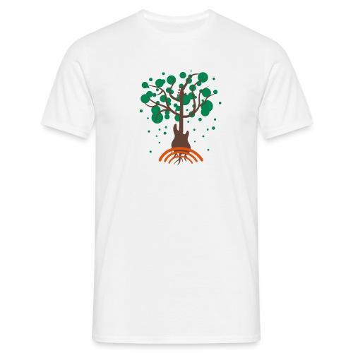 Earth's Bass - T-shirt Homme