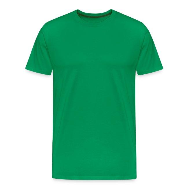 Slotcar Freak hinten - T-Shirt