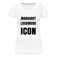 T-Shirts ~ Women's Premium T-Shirt ~ margaret lockwood women's classic girlie shirt