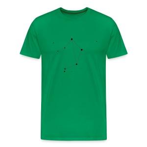 Libra Men's T-Shirt - Men's Premium T-Shirt