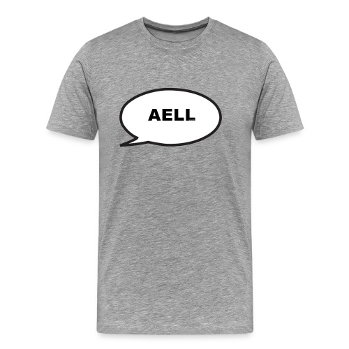 Aell e d Ripoff Tee - Premium T-skjorte for menn