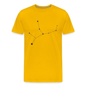 Virgo Minor Men's T-Shirt - Men's Premium T-Shirt