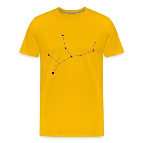 Virgo Minor Men's T-Shirt - Men's Premium T-Shirt
