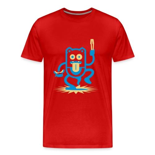 Crazy Connection - T-shirt Premium Homme