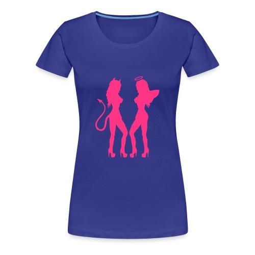 Good Girls Do Bad Things !!  - Women's Premium T-Shirt