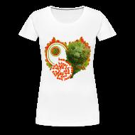 T-shirts ~ Dame premium T-shirt ~ Let out the lion, girlieshirt