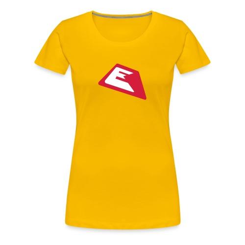 erik kaiser - logo - Frauen Premium T-Shirt