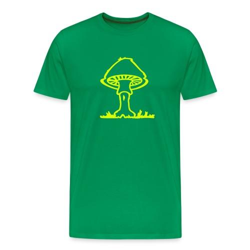 Lone Fungus - Men's Premium T-Shirt