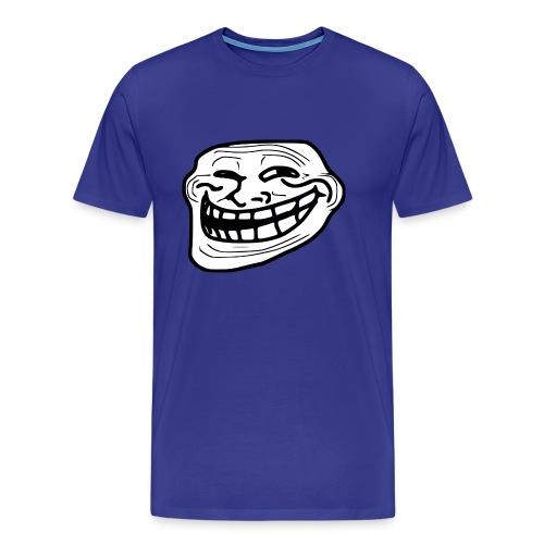 Troll Face - Koszulka męska Premium