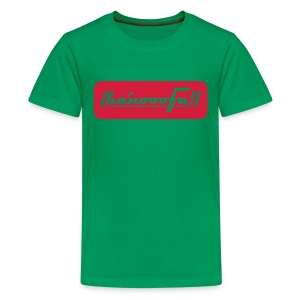 ABSOLUT HANNOVER BEKENNER KINDER-SHIRT - Teenager Premium T-Shirt
