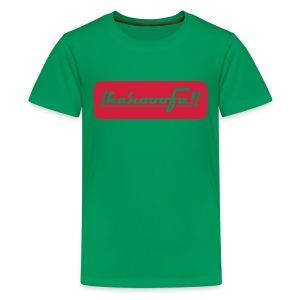 ABSOLUT HANNOVER BEKENNER KINDER-SHIRT - Teenager Premium T-Shirt