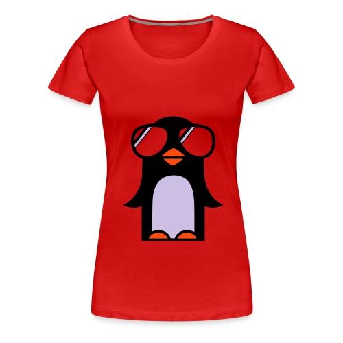 Too Geek To Be Cool - Premium T-skjorte for kvinner