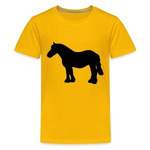 Kaltblut  - Teenager Premium T-Shirt