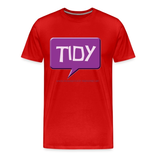 Tidy - Men's Premium T-Shirt