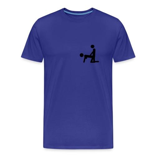 T-shirt Man - Premium-T-shirt herr