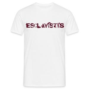 Esclavistas - Camiseta hombre