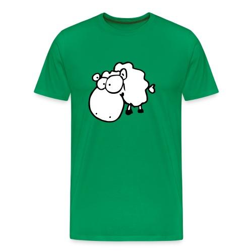 Comic Schaf - Männer Premium T-Shirt