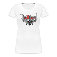 T-Shirts ~ Frauen Premium T-Shirt ~ HELLFEST Girlie