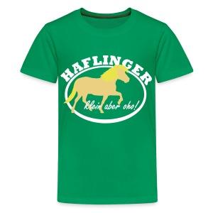 Haflinger - Teenager Premium T-Shirt