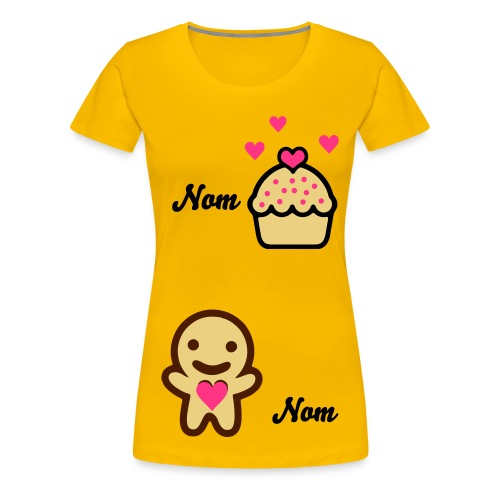 Another Nom Nom - Women's Premium T-Shirt