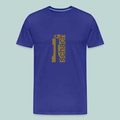 Klappkönig 1 - Männer Premium T-Shirt