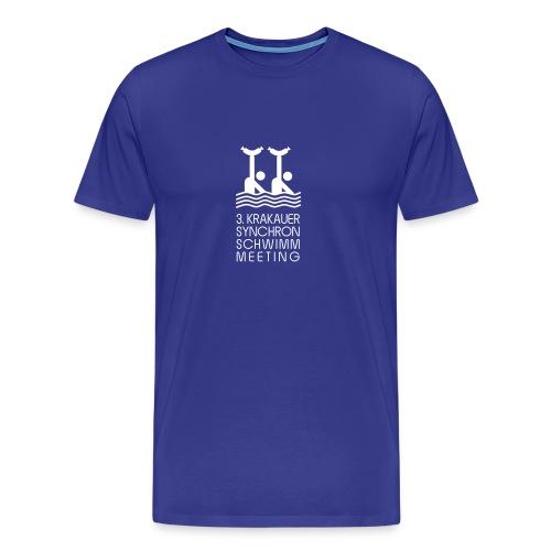 Synchronwurstschwimmen - Männer Premium T-Shirt