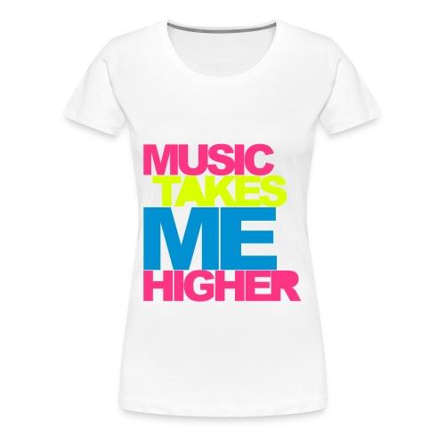 takes - Camiseta premium mujer