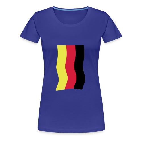 Deutschland - WorldFashion-Shirts für Sie - Frauen Premium T-Shirt