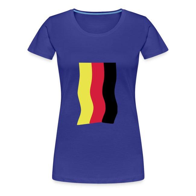 Deutschland - WorldFashion-Shirts für Sie