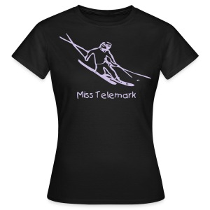 Miss Telemark Lady Tee - Women's T-Shirt