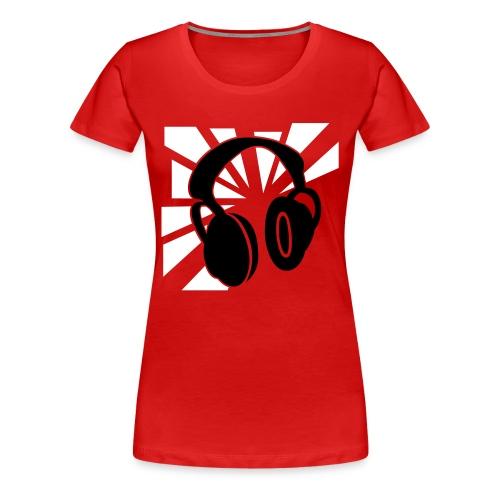 OFFICIAL DJ 2 - Vrouwen Premium T-shirt