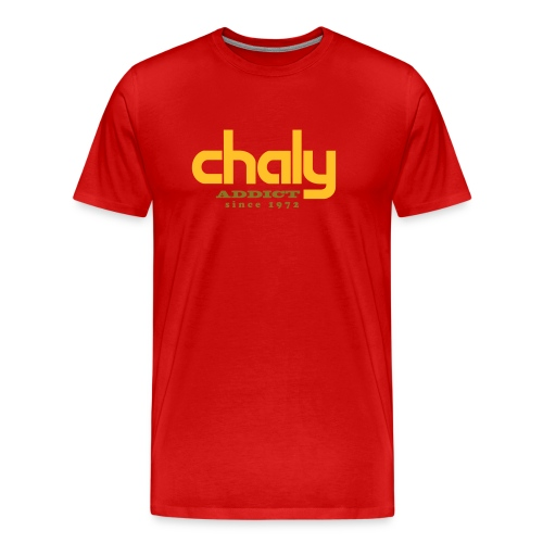 Chaly Addict - T-shirt Premium Homme