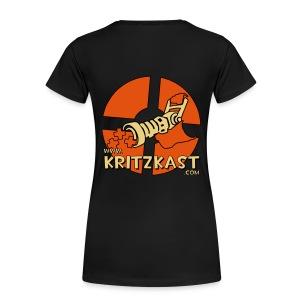 Personalised Female T-shirt  - Women's Premium T-Shirt