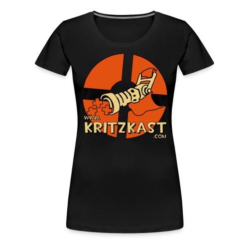 Female Kritzkast T-shirt  - Women's Premium T-Shirt