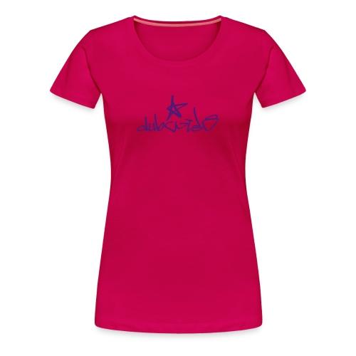 dubwise inna urban style for girls - Women's Premium T-Shirt