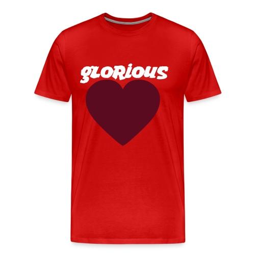 Glorious Hearts - Men's Premium T-Shirt