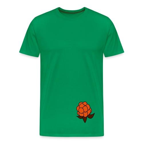 Cloudberry t-shirt - Premium-T-shirt herr