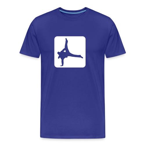 Koszulka Breakdance - Koszulka męska Premium
