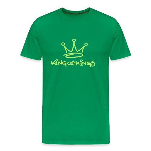 King of Kings - Koszulka męska Premium