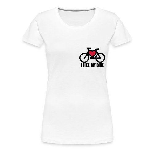 Bicykel 2 - Women's Premium T-Shirt