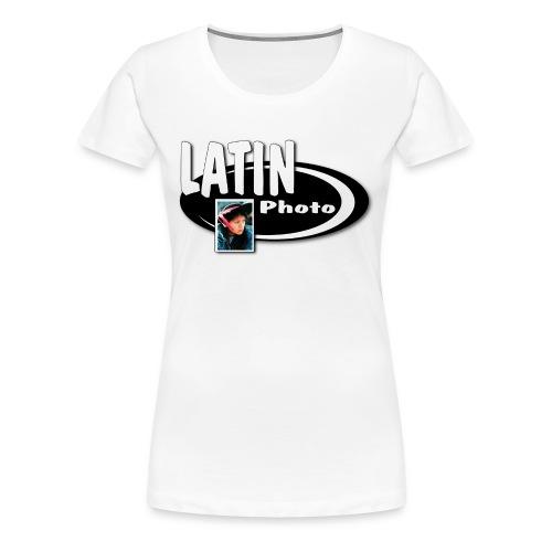www.latinphoto.org - Camiseta premium mujer