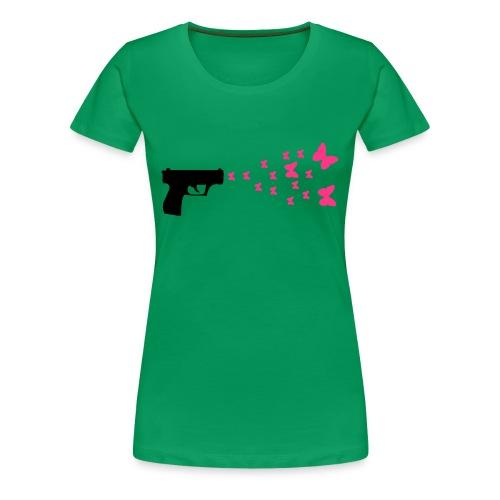 ABS 100 - Camiseta premium mujer
