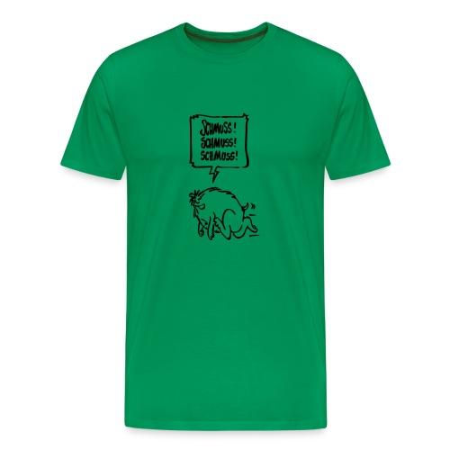 Schmuss! Männer hell - Männer Premium T-Shirt