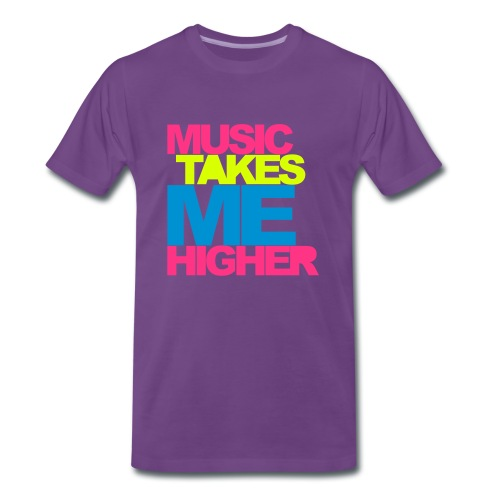 Take me higher - Männer Premium T-Shirt