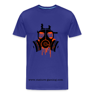 T-Shirts ~ Men's Premium T-Shirt ~ death mask