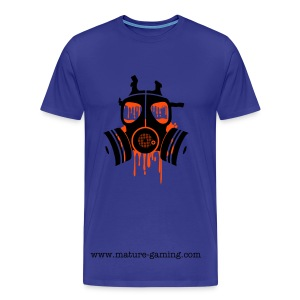 death mask - Men's Premium T-Shirt