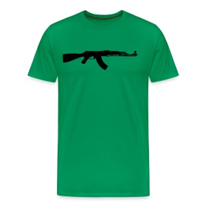 AK47II - Premium T-skjorte for menn